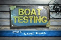 Step 5 - Level Float