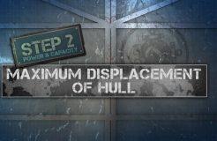 3. Capacity Label - Maximum Displacement of Hull