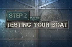 11. Capacity Label - Testing Your Boat