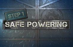 2. Capacity Label - Safe Powering