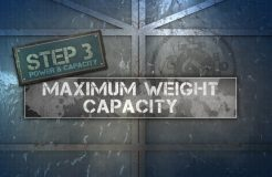 4. Capacity Label - Maximum Weight Capacity